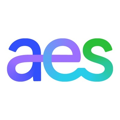 AES New Brand Logo (PRNewsfoto/The AES Corporation)