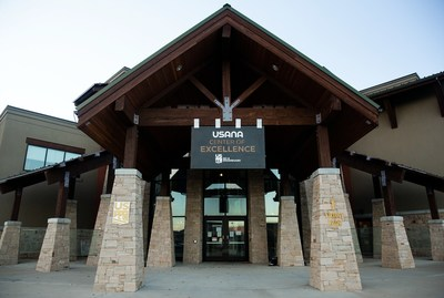 USANA is now the title sponsor of U.S. Ski & Snowboard's Center of Excellence in Park City, Utah