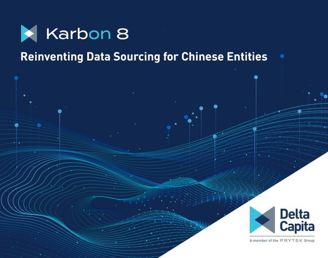 Karbon 8 is the latest proprietary technology solutions Delta Capita has brought to market, reinventing how we source and access KYC data for China entities. Learn more on how Delta Capita can partner and work with you in reinventing your value chain. Let's Reinvent.