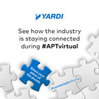 Connect with Yardi at APTvirtual Powered by NAA