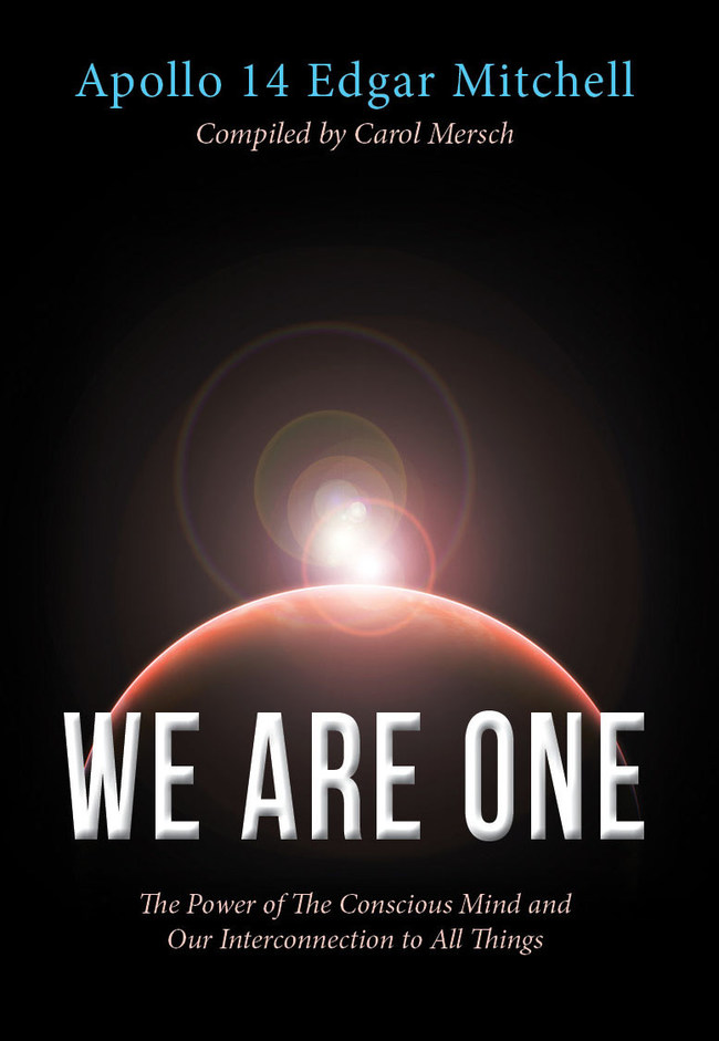 """We Are One"" is look into the mind of Edgar Mitchell as during the space capsules slow drift on his return to Earth from the Moon, observing the sun, the moon, the earth and the stars in an ever repeating array of wonder of which he sees himself and all life in an inseparable confluence of oneness. His recounting of the miraculous recovery of the severely damaged Apollo 13 convinced him it was something other than engineering skill and ingenuity that pulled the spacecraft back to earth."
