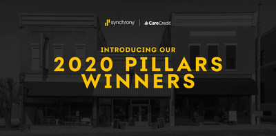 A Synchrony pillar is someone who is a community cornerstone – a small business owner who is not only active in their community but supports it through times of change.