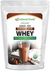 Z Natural Foods Announces New Organic Grass-Fed Chocolate Whey Protein Concentrate