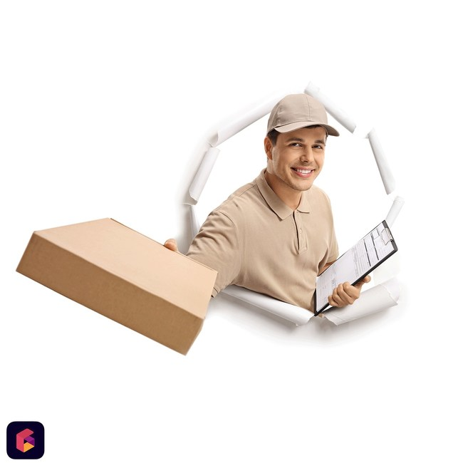 GIFgram, the app that syncs the arrival of any delivered package with a personalized video message. Just import tracking number and get your selfie game ready! Skip the greeting card, send a GIFgram.
