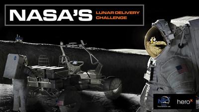 NASA's Lunar Delivery Challenge on the crowdsourcing platform, HeroX