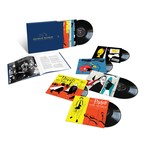 """Five Extraordinary Charlie Parker 10"""" Records Packaged Together As New Vinyl Box Set, 'The Mercury & Clef 10-Inch LP Collection'"""