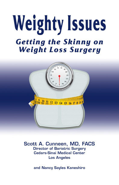 A noted expert in the field of metabolic and bariatric surgery, Dr. Scott Cunneen is the author of Weighty Issues: Getting the Skinny on Weight Loss Surgery, as well as 21 Things You Need to Know About Diabetes & Weight Loss Surgery. The latter is published by the American Diabetes Association. Both books are available at Amazon.com.