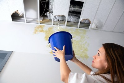 The average cost of water damage claims in 2017 was about $10,000 according to a 2019 report from Verisk Analytics' ISO unit.
