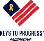 Progressive's Eighth Annual Keys to Progress® Giveaway Marks 750...