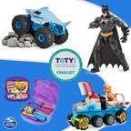 玩具协会公布了2021年入围名单,Spin Master获得了五项年度玩具提名