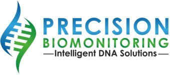Precision Biomonitoring Logo