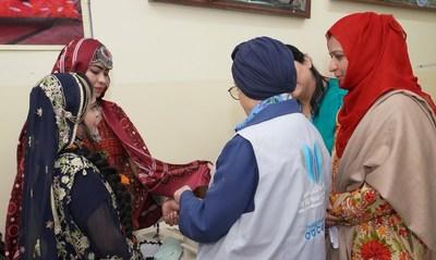 HH Sheikha Jawaher bint Mohammed Al Qasimi to Pakistan in February 2020