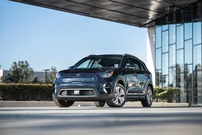 Kia Motors America Donates 2020 Niro EV