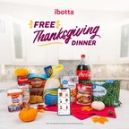 Ibotta Joins Walmart, Coca-Cola, Campbell's, Butterball and More to Give Away Millions of Free Thanksgiving Meals