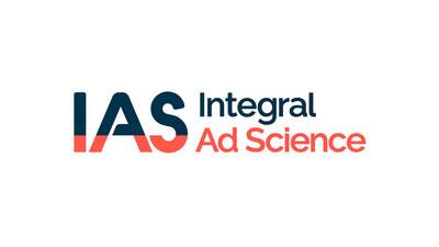 Integral Ad Science Logo (PRNewsfoto/Integral Ad Science (IAS))