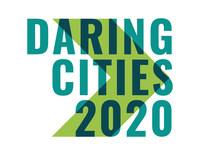 Daring Cities 2020 Logo