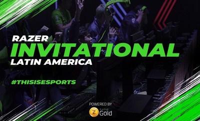 Razer anuncia el más grande torneo regional de eSports de América Latina