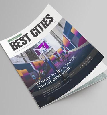 El Informe de las Mejores Ciudades del Mundo 2021, creado por Resonance Consultancy, es la edición más reciente del ranking de ciudades más completo del planeta. (CNW Group/Resonance Consultancy Ltd.)