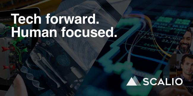 Tech Forward, Human Focused.