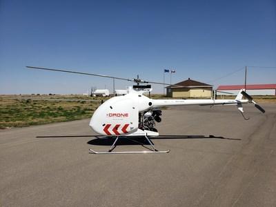 Drone Delivery Canada's Condor Drone (CNW Group/Drone Delivery Canada)