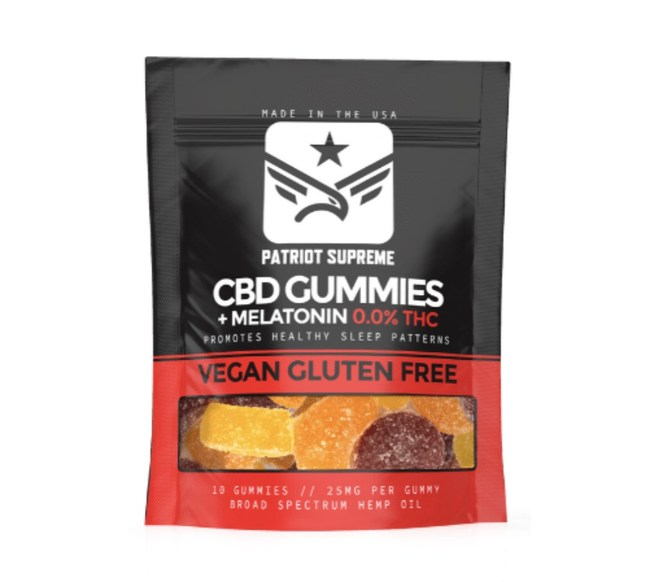 Patriot Supreme's best selling product, CBD Gummies, are set to retail for just $1 USD on November 1, with the price of the product increasing by $1 each day until November 27, Black Friday. The CBD gummies will be available for purchase at these prices online via Patriot Supreme's official website.
