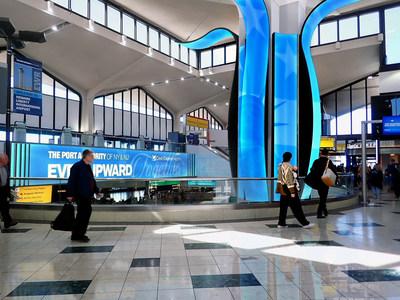 Rendering of Newark Liberty International Airport (EWR)