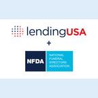 LendingUSA™ Proudly Sponsored the 2020 NFDA Virtual Convention