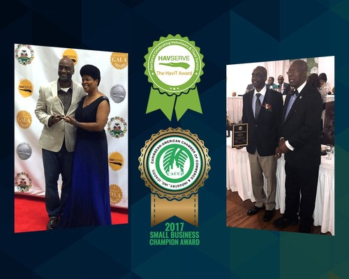 Strategia Solutions, LLC has previously won the Caribbean American Chamber of Commerce and Industry's Small Business Champion Award and HavServe's HavIT Award for their end-to-end brand agency services that have helped elevate hundreds of SMBs globally.