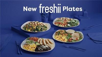 New Freshii Plates (CNW Group/Freshii)