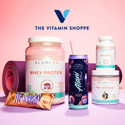 Alani Nu supplements for women have launched at The Vitamin Shoppe and Super Supplements stores, including exclusive flavors.