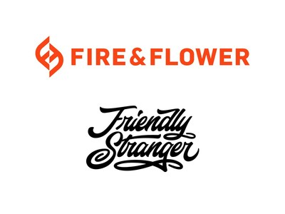 Fire & Flower Acquires Friendly Stranger - (c) 2020 Fire & Flower Holdings Corp. (CNW Group/Fire & Flower Holdings Corp.)