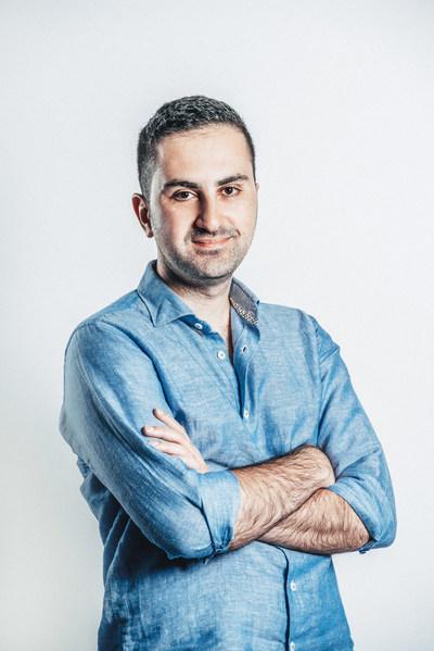 Soroush Salehian, Aeva (PRNewsfoto/InterPrivate Acquisition Corp)