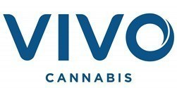 Vivo Cannabis Logo (CNW Group/VIVO Cannabis Inc.)