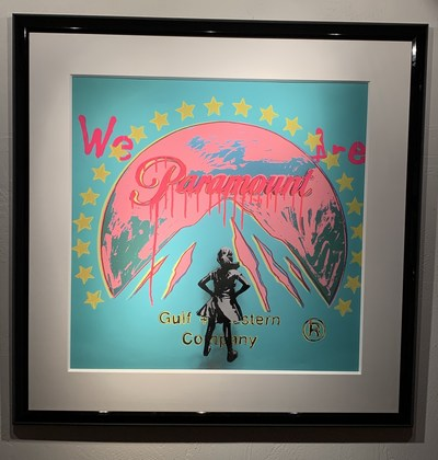 AtZ Paramount Exclusively at American Fine Art, Inc.
