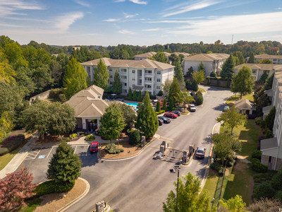 The Maddox Apartments in Duluth, GA, acquired by Venterra Realty