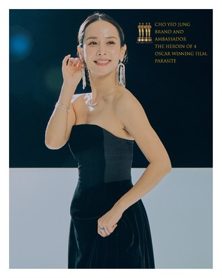 Cho Yeo Jung Brand Ambassador, the heroine of 4 Oscar winning film, Parasite
