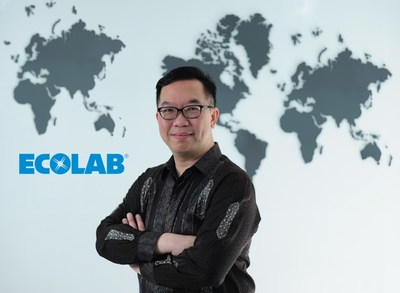 Allan Yong, Senior Vice President, Market Head for Ecolab Southeast Asia