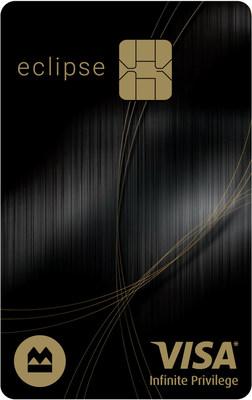 Carte BMO eclipse Visa Infinite Privilege Card (Groupe CNW/BMO Groupe Financier)