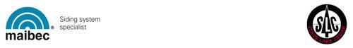 Maibec Logo and SLC Logo (CNW Group/Maibec Inc.)