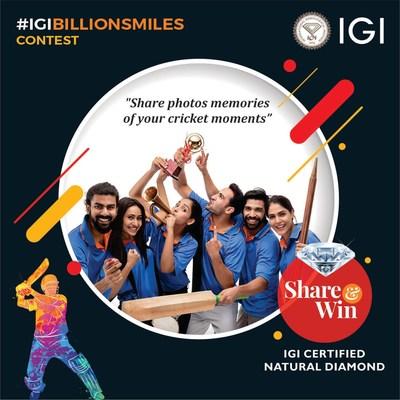 IGI Billion Smiles