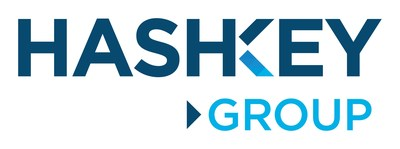 HashKey Group Logo (PRNewsfoto/HashKey Group)