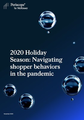 2020 Holiday Season: Navigating shopper behaviors in the pandemic