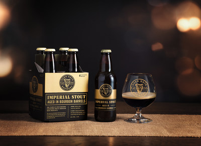 Guinness announces their new Imperial Stout from the Guinness Open Gate Brewery in Baltimore.