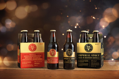 These two new limited-edition stouts coming out of the Guinness Open Gate Brewery are here just in time for fall weather and the holidays.