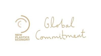 NewPlasticsEconomy Logo (PRNewsfoto/SC Johnson)