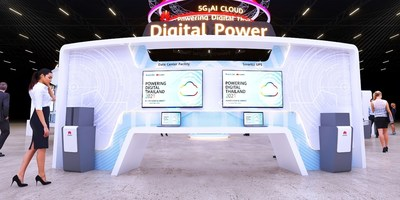 "Huawei launches Digital Power Club Global Tour with the theme of ""Leading Power Digitalization for a Green and Sustainable World""."