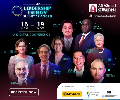 Leadership Energy Summit Asia 2020