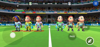 Football for Friendship World football simulator
