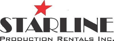 A Starline Group Inc. company. (CNW Group/Starline Production Rentals Inc.)
