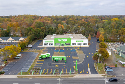 Wren Kitchens has expanded into the American market for the first time with its brand-new showroom in Milford, CT.